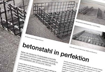 Bericht 2018 - betonstahl in perfektion